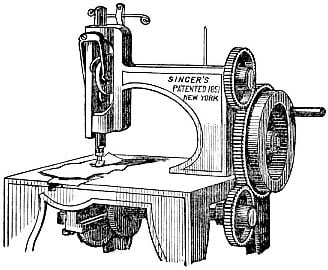 Isaac_Singer_sewing_machine