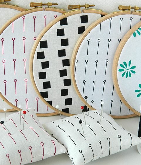 hoop_art_and_pin_cushions