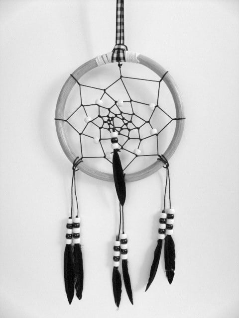 Dreamcatcher: Make your own.