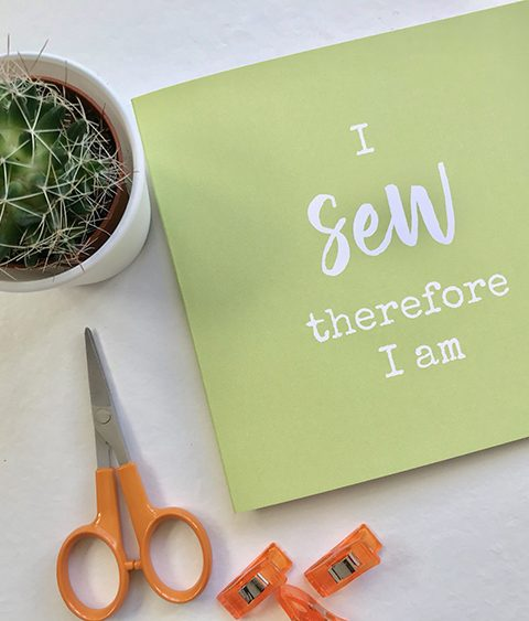 i_sew_green_quote_card