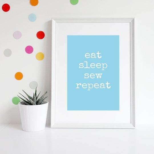 eat_sleep_blue_print
