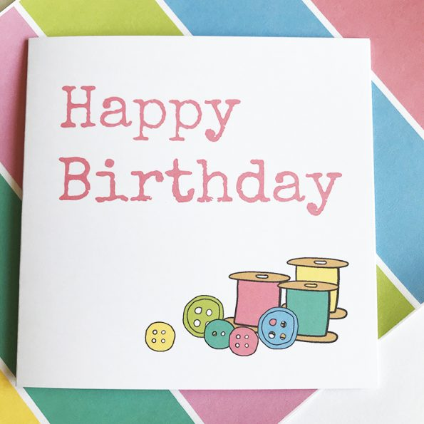 pink_happy_birthday_buttons_reels_card